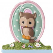 Precious Moments Letter O, O is for Owl, Hallmark Awesome Gifts