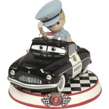 Sheriff, Age 2, Disney Cars Precious Moments Collection, Hallmark Awesome Gifts