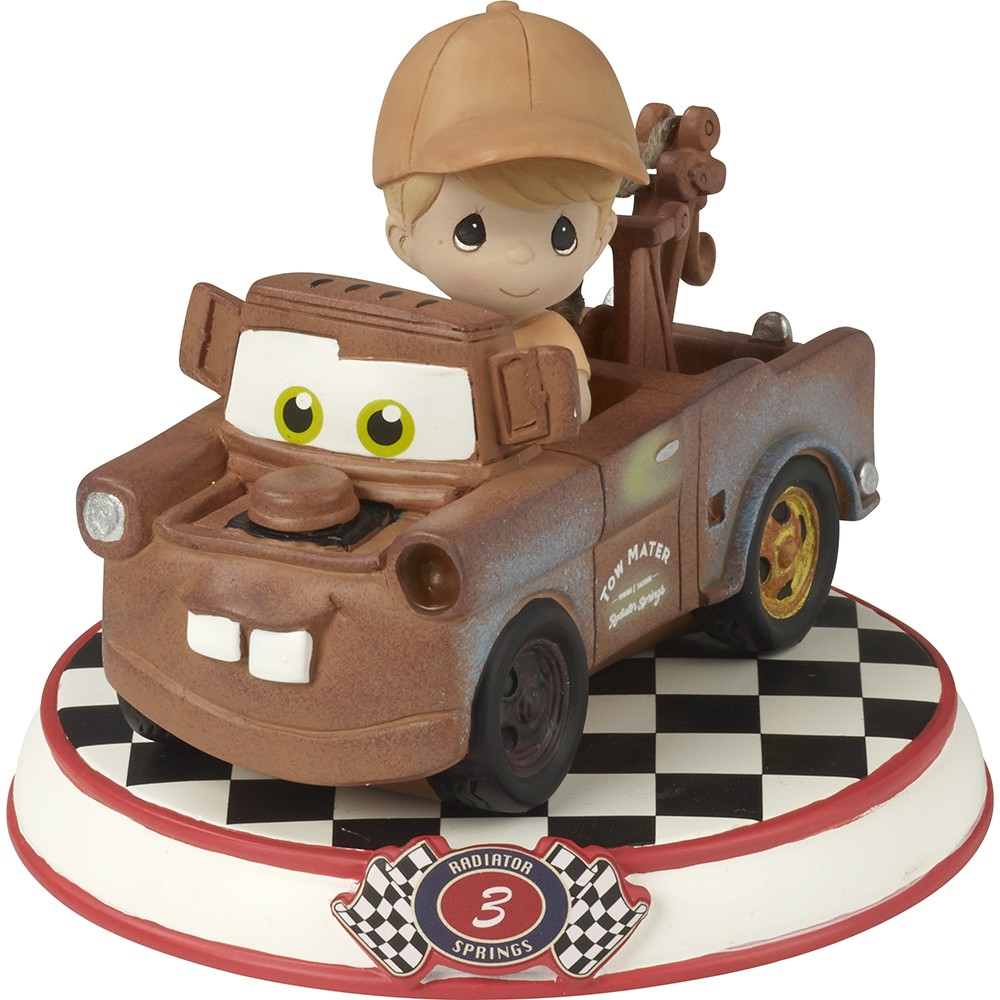 Mater, Age 3, Disney Cars Precious Moments Collection, Hallmark Awesome Gifts
