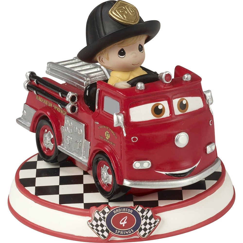 Red, Age 4, Disney Cars Precious Moments Collection, Hallmark Awesome Gifts