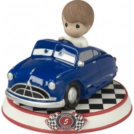 Doc Hudson, Age 5, Disney Cars Precious Moments Collection, Hallmark Awesome Gifts