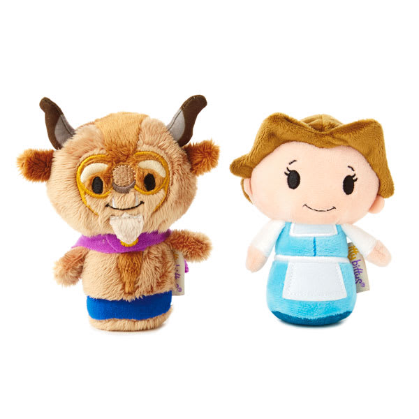 itty bittys® Stuffed Animal - Disney - Beauty and the Beast | Hallmark Awesome Gifts