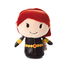 itty bittys® Black Widow Stuffed Animal | Hallmark Awesome Gifts
