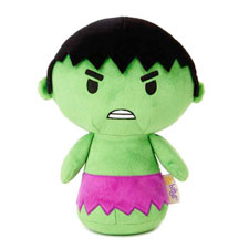itty bittys® Hulk - Biggy Stuffed animal | Hallmark Awesome Gifts
