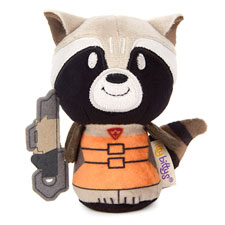 itty bittys® Rocket Racoon Limited Edition Stuffed Animal | Hallmark Awesome Gifts