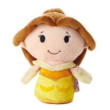 itty bittys® Stuffed Animal - Disney - Belle second in series | Hallmark Awesome Gifts