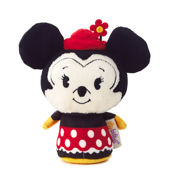 itty bittys® Stuffed Animal - Disney - Minnie Mouse | Hallmark Awesome Gifts