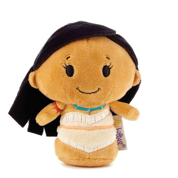 itty bittys® Stuffed Animal - Disney - Pocahontas | Hallmark Awesome Gifts