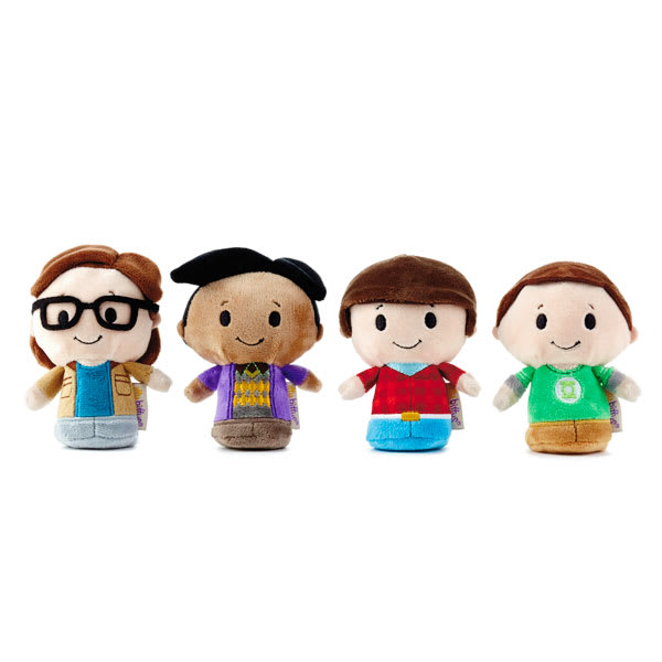 itty bittys® Big Bang Theory Collector Set | Hallmark Awesome Gifts