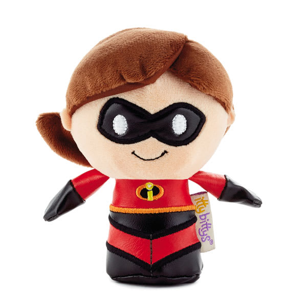 itty bittys® Stuffed Animal - Disney - Mrs.Incredible | Hallmark Awesome Gifts