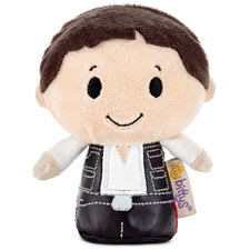 itty bittys® Star Wars™ Han Solo™ -Limited Edition | Hallmark Awesome Gifts
