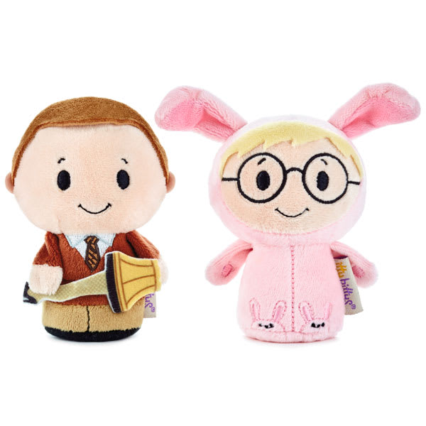 itty bittys® A Christmas Story™ - Ralphie™ and Dad | Hallmark Awesome Gifts