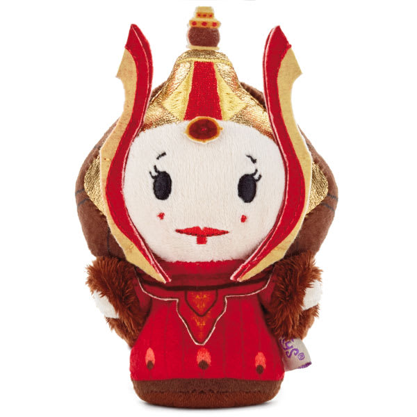 itty bittys®  Limited Edition itty bittys® Star Wars™ Queen Amidala of Naboo™ | Hallmark Awesome Gifts