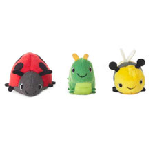 Bugs Happy Go Luckys, Hallmark Awesome Gifts