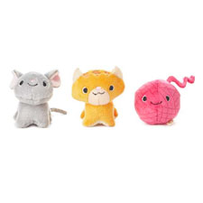 Cats Happy Go Luckys, Hallmark Awesome Gifts