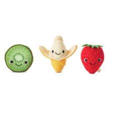Fruit Happy Go Luckys, Hallmark Awesome Gifts