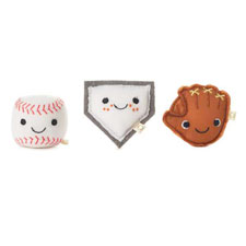 Baseball Happy Go Luckys, Hallmark Awesome Gifts
