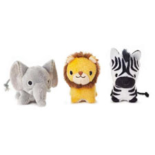 African Animals Happy Go Luckys, Hallmark Awesome Gifts