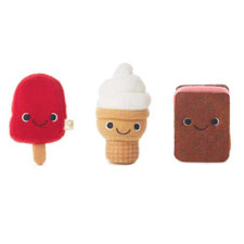 Frozen Treats Happy Go Luckys, Hallmark Awesome Gifts