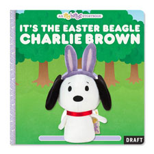 Hallmark Storybook itty bittys® Stuffed Animal - Easter Beagle | Hallmark Awesome Gifts