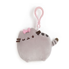 Pusheen Bow Back pack clip | Hallmark Awesome Gifts