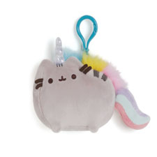 Pusheenicorn Backpack Clip  | Hallmark Awesome Gifts