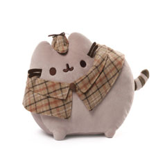 Detective Pusheen Plush | Hallmark Awesome Gifts