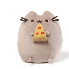 Pusheen Pizza Plush  | Hallmark Awesome Gifts