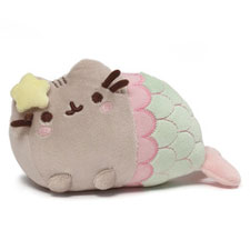 Pusheen Mermaid Plush | Hallmark Awesome Gifts