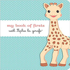 My Book of Firsts with Sophie the Giraffe | Hallmark Awesome Gifts