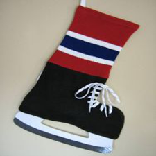 NHL Inspired Montreal Canadiens Stocking, Hallmark Awesome Gifts