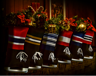NHL Hockey Socks, Hallmark Awesome Gifts