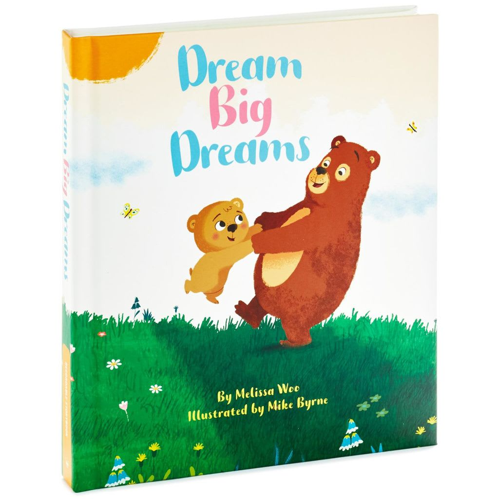 Dream Big Dreams Recordable Storybook | Hallmark Awesome Gifts