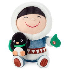 Frosty Friends - Frost and Penguin Plush | Hallmark Awesome Gifts