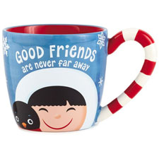 Frosty Friends - Frosty Good Friends Mug | Hallmark Awesome Gifts