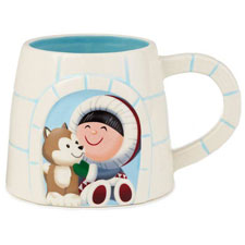 Frosty Friends - Frosty Igloo Mug | Hallmark Awesome Gifts