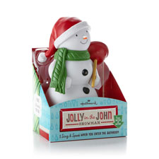 Jolly on the John, Hallmark Awesome Gifts