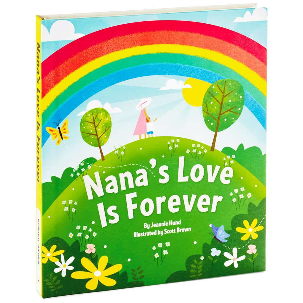 Nana's Love is Forever Recordable Storybook | Hallmark Awesome Gifts