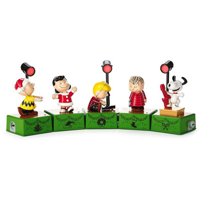 Peanuts Christmas Dance Party, Hallmark Awesome Gifts