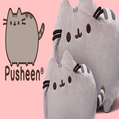 Pusheen the Cat, Hallmark Awesome Gifts