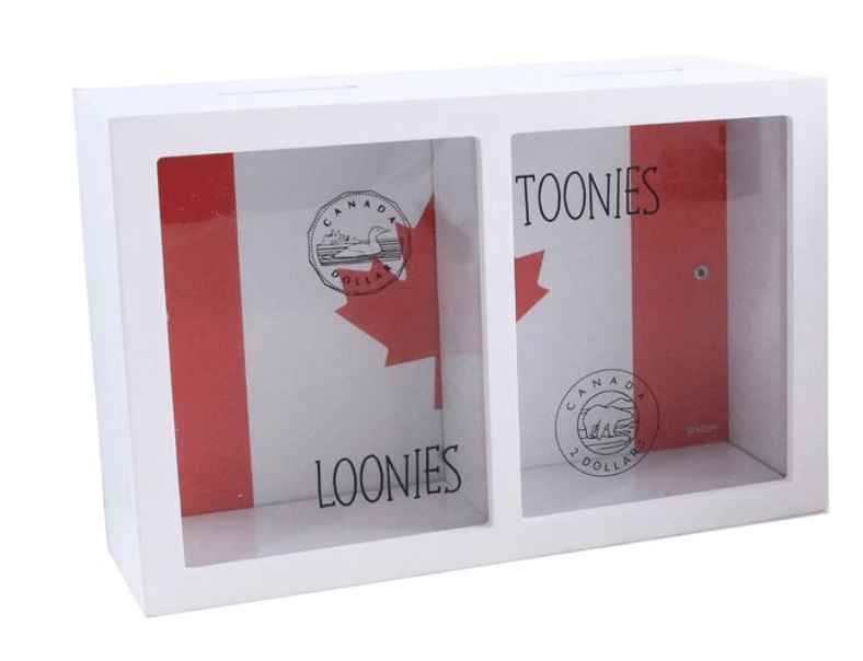 Splosh Banks - Loonies and Toonies, Hallmark Awesome Gifts