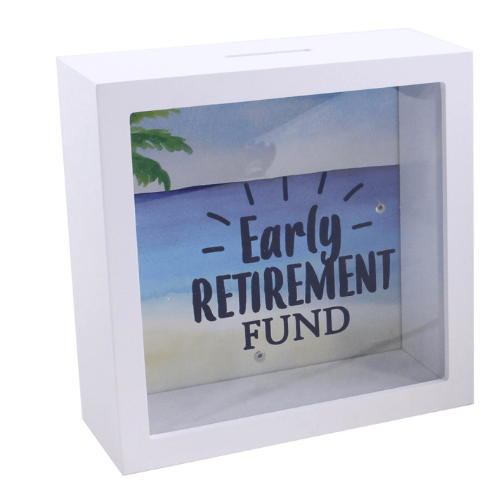 Splosh Banks - Early Retirement, Hallmark Awesome Gifts