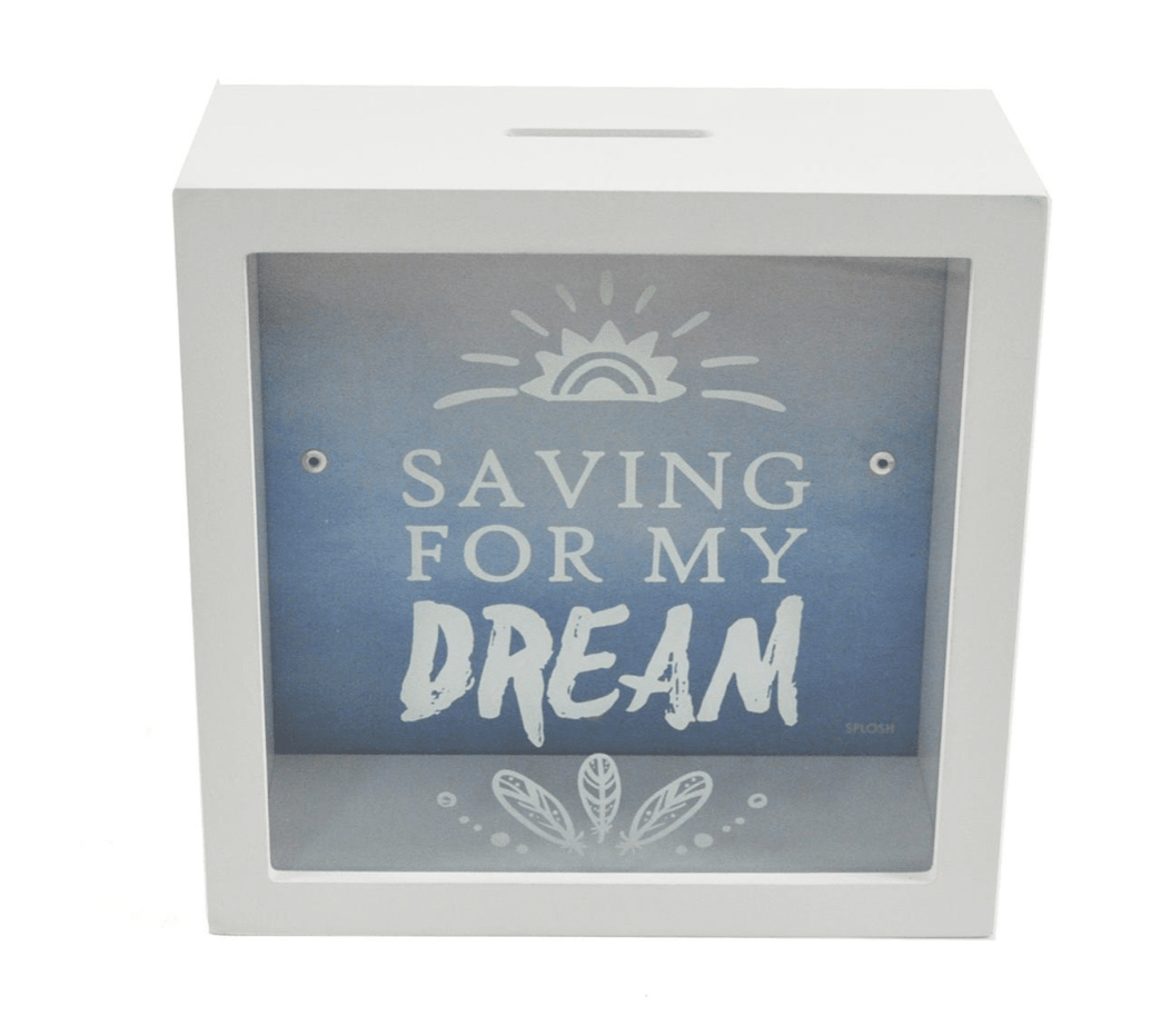 Splosh Banks - Saving For My Dream, Hallmark Awesome Gifts