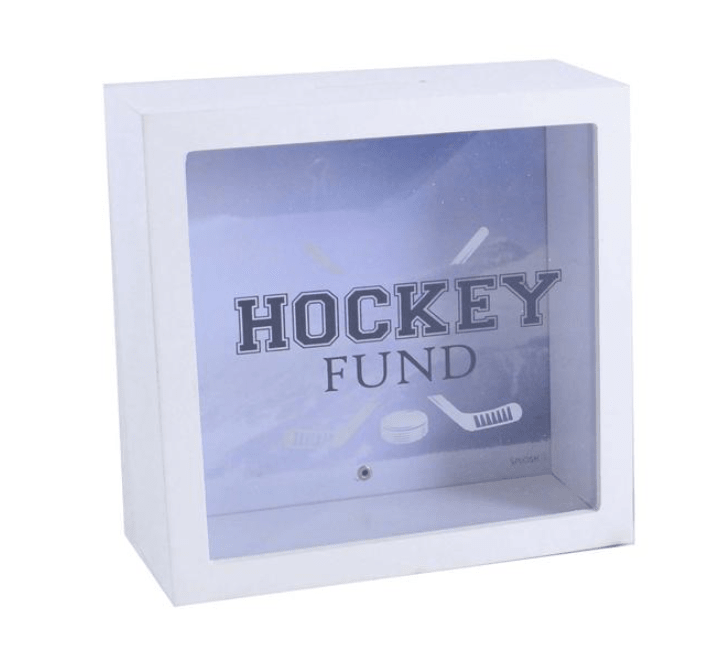 Splosh Banks - Hockey Fund, Hallmark Awesome Gifts