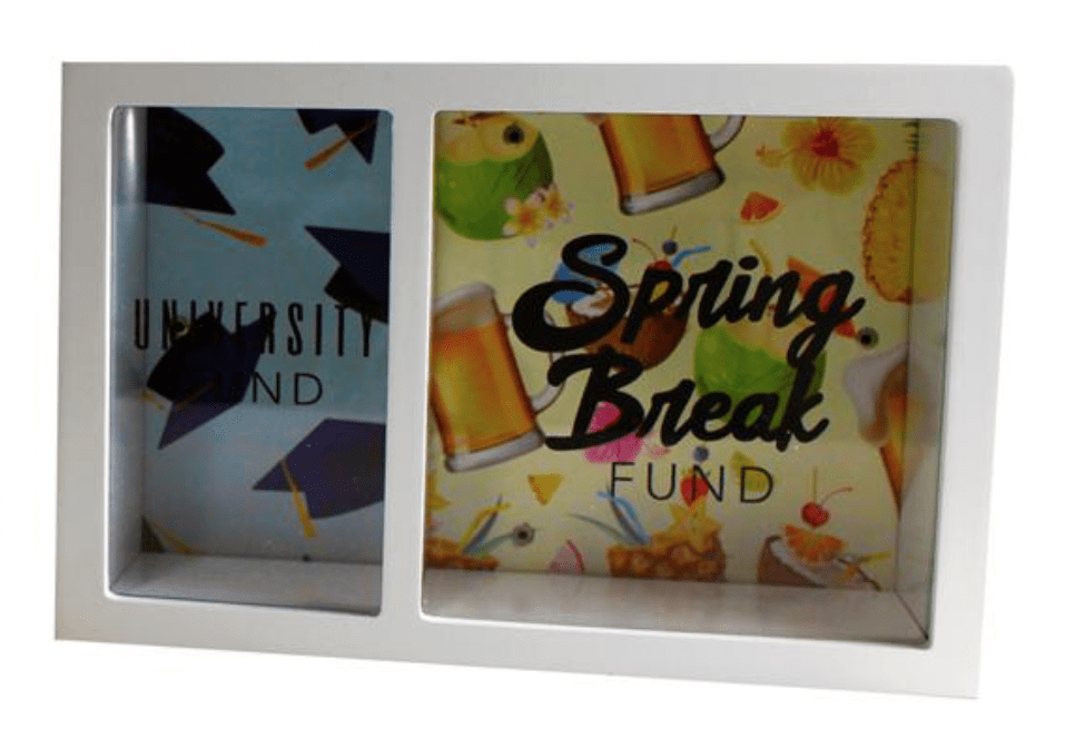 Splosh Banks - Grad and Spring Break, Hallmark Awesome Gifts