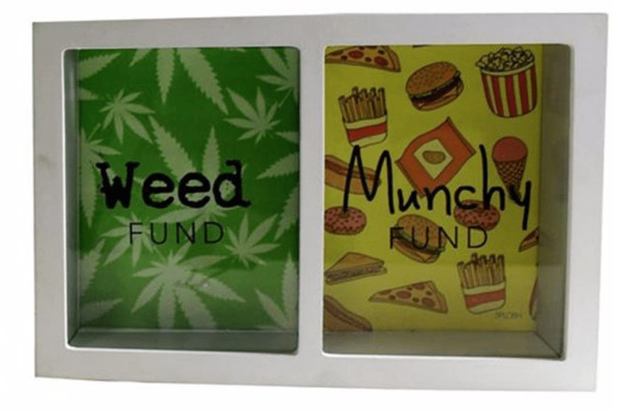 Splosh Banks - Weed and Munchy, Hallmark Awesome Gifts
