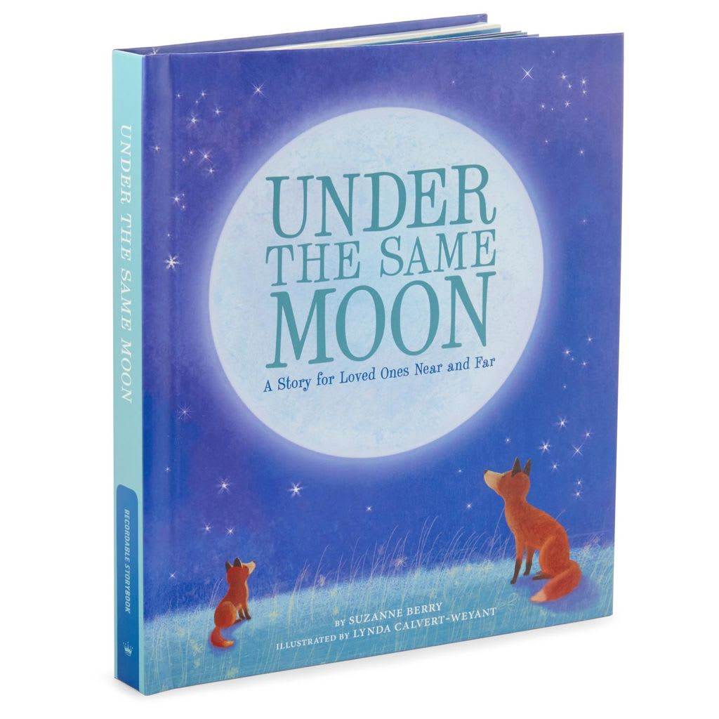 Under the Same Moon Recordable Storybook | Hallmark Awesome Gifts