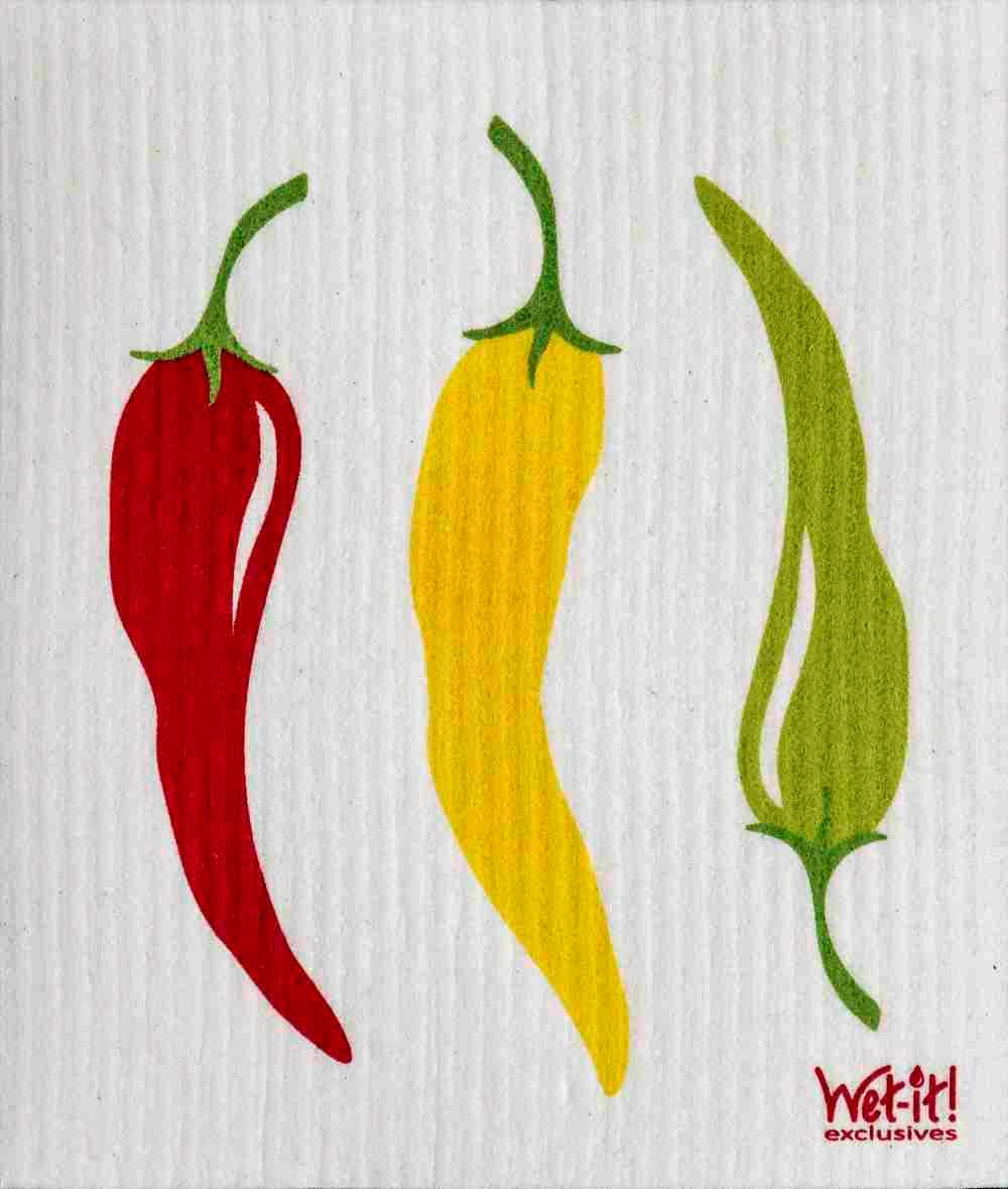 Swedish Dishcloth - Pepper | Hallmark Awesome Gifts
