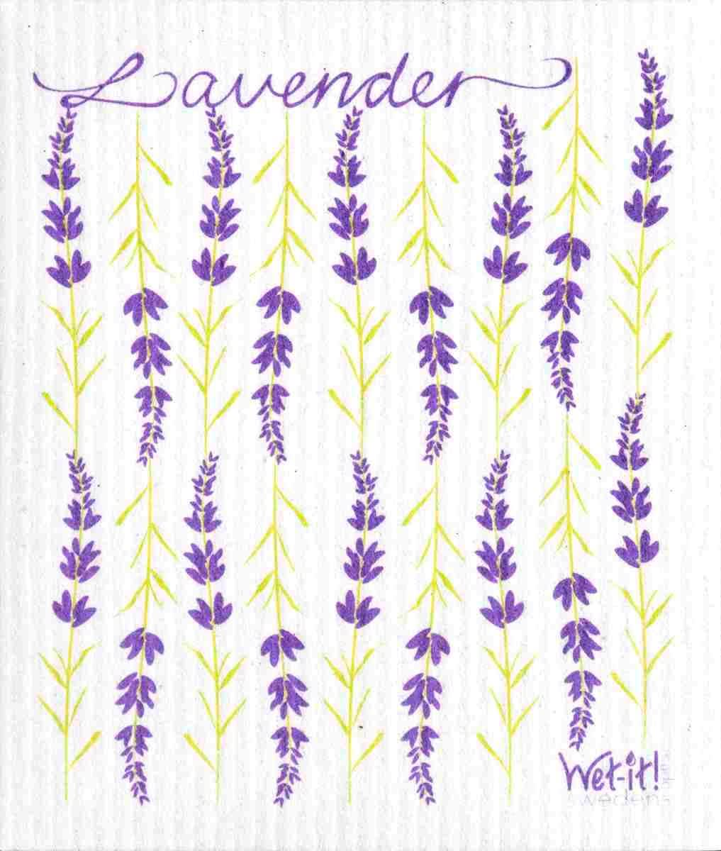 Swedish Dishcloth - Lavender | Hallmark Awesome Gifts
