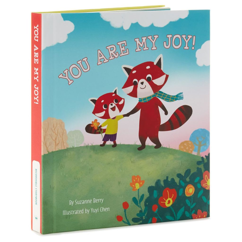 You Are My Joy Recordable Storybook | Hallmark Awesome Gifts